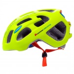 Meteor kask rowerowy BOLTER IN-MOLD GREEN - rozm.  M 55-58cm