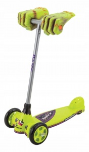 RAZOR Hulajnoga Kixi Monster - Lime