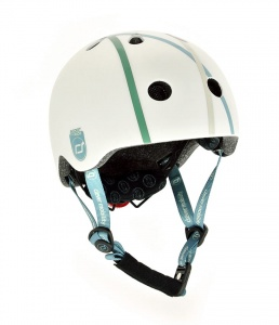SCOOT AND RIDE Kask dziecięcy 1-5 Crossline 45-51cm