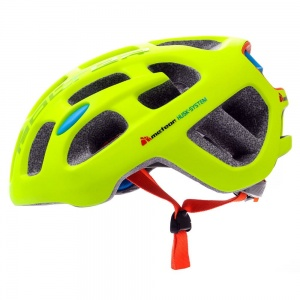 Meteor kask rowerowy BOLTER IN-MOLD GREEN - rozm.  L 58-61