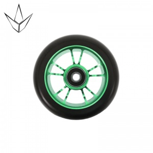 Blunt koło szprychowe 10Spokes 100mm - Green