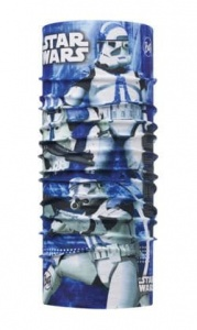 BUFF chusta bandana - Junior StarWars Clone Blue