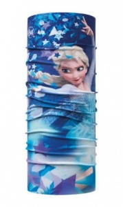 BUFF chusta bandana - Junior Frozen Elsa Blue